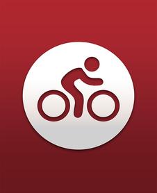 iMapMyRIDE jazda na rowerze