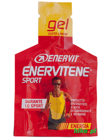 żel energetyczny Enervit Enervitene BCAA 25ml cytrynowy