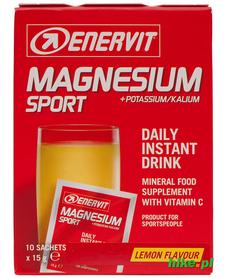 saszetki Enervit Magnesium+Potassium 15g cytrynowe