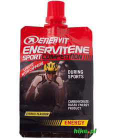 koncentrat Enervit Sport Competition z kofeiną 60ml