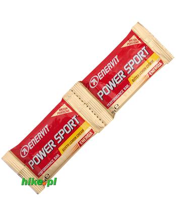 baton energetyczny Enervit Power Sport Double Use 2x30g cytrynowy