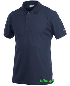 męska koszulka polo Craft Pique granatowa