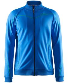 męska bluza Craft In The Zone Sweatshirt niebieska