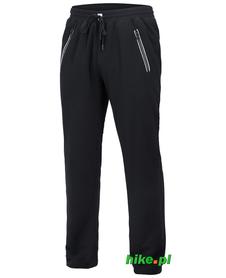 męskie spodnie dresowe Craft In The Zone Sweatpants czarne