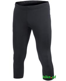 męskie spodnie 3/4 do biegania Craft Performance Knickers czarne