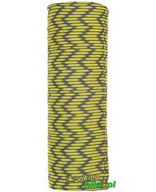 chusta Viking Regular żółto-grafitowa