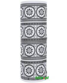 chusta Viking Regular czarno-biała