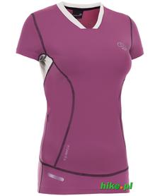 damska koszulka termoaktywna Ternua Tacna fioletowa