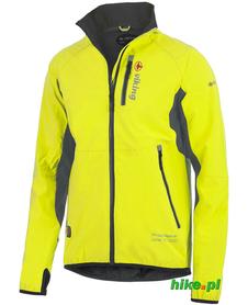 męska kurtka rowerowa Viking Godard żółta