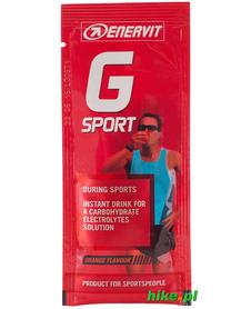napój izotoniczny Enervit G Sport 15 g pomarańczowy (saszetka)