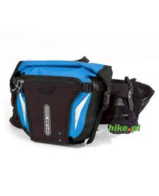 wodoodporna torba biodrowa Ortlieb Hip-Pack 2 niebiesko-czarna