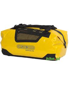 torba podróżna Ortlieb Duffle żółta