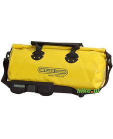 torba podróżna Ortlieb Rack-Pack żółta