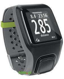 zegarek biegowy TomTom Multi-Sport GPS ciemnoszary