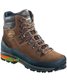 męskie buty trekkingowe Meindl Vakuum Men GTX ciemnobrązowe