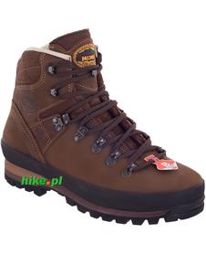 męskie buty trekkingowe Meindl Borneo 2 MFS brązowe