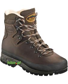 męskie buty trekkingowe Meindl Engadin Men MFS ciemnobrązowe