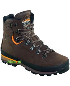 męskie buty trekkingowe Meindl Paradiso MFS brązowe