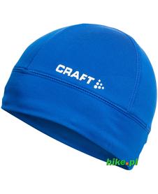 czapka Craft Light Thermal niebieska