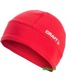 czapka Craft Light Thermal czerwona