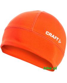 czapka Craft Light Thermal pomarańczowa