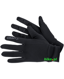 rękawiczki do biegania Craft Thermal Multi Grip Glove czarne