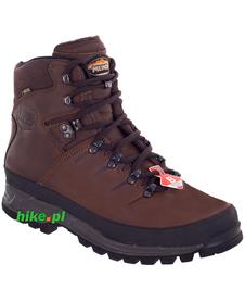 męskie buty trekkingowe Meindl Bhutan MFS ciemnobrązowe