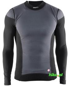 męska koszulka z Windstopper Craft Active Extreme WS czarna