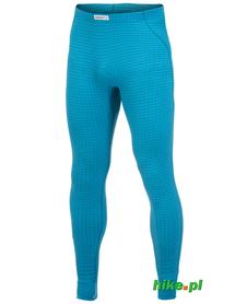 męskie kalesony termoaktywne Craft Warm Wool Pants niebieskie