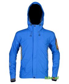 męska kurtka zimowa Milo Malo niebieska