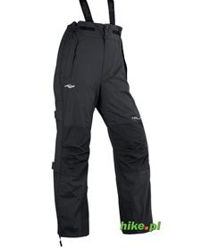 męskie spodnie trekkingowe Milo Lukka GTX czarne