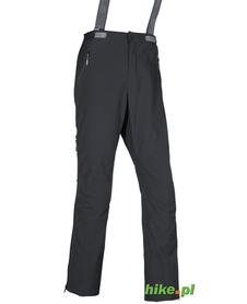 męskie spodnie trekkingowe Milo Suba Pants czarne