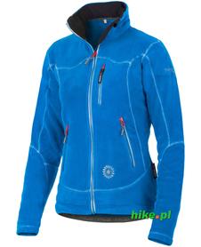 damska kurtka polarowa Milo Tocay Lady niebieska
