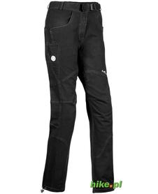 damskie spodnie wspinaczkowe Milo Loyc Lady czarne