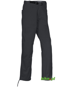 męskie spodnie trekkingowe Milo Epso czarne