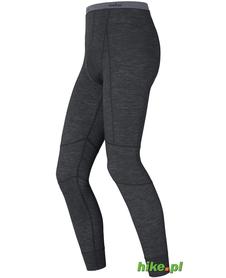 męskie getry termoaktywne Odlo Pants Revolution TW Warm czarne