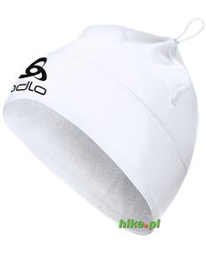 czapka Odlo Hat Polyknit biała