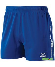 męskie szorty Mizuno Premium Shorts niebieskie