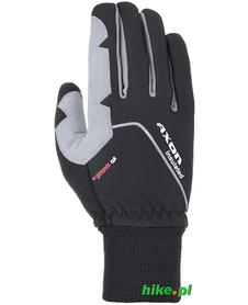 rękawiczki Axon Rukavice 680 czarno-szare