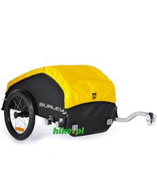 rowerowa przyczepka bagażowa Burley Nomad żółta