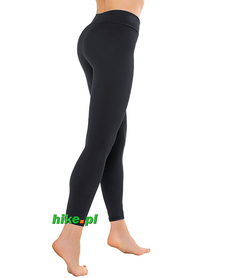 damskie legginsy gWinner Push-Up Leggins Anti Cellulite czarne