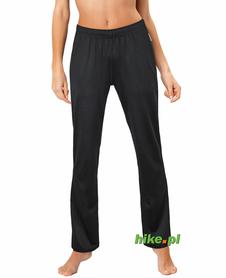 damskie spodnie do ćwiczeń gWinner Ladies Training Pants WarmLine czarne