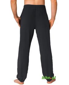 ciepłe męskie spodnie gWinner Men's Training Pants Warmline czarne