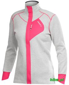 damska bluza Craft Performance Warm beżowy melange