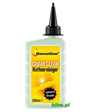 preparat do czyszczenia łańcucha Hanseline Chain Clean 200 ml