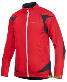lekka męska kurtka Craft Perfomance XC Light Jacket czerwona