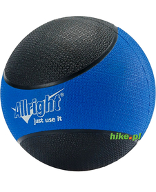 piłka lekarska do ćwiczeń Allright 4 kg