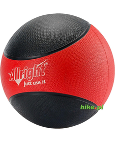 piłka lekarska do ćwiczeń Allright 5 kg