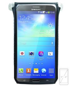rowerowe etui na telefon Topeak SmartPhone DryBag 6 czarne
