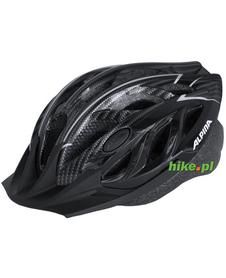 kask rowerowy Alpina Tour 3 czarny carbon